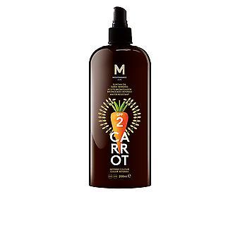 Mediterraneo carotte Sun bronzage huile Dark bronzage Spf2 200 Ml unisexe