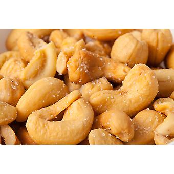 Cashews Gigantic Roasted -with Salt -( 24.95lb Cashews Gigantic Roasted With Salt)