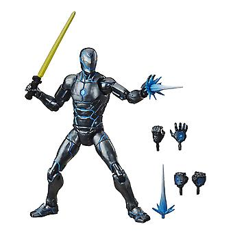 Marvel Legends Voittamaton Iron Man 6 tuuman toiminta kuva