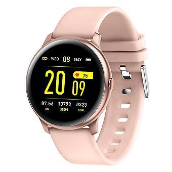 Hartslag Bloeddrukmeter Weer Push Fitness Tracker Smart Watch