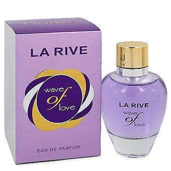 La Rive Wave of Love Eau de Parfum Spray från La Rive 3 oz Eau de Parfum Spray