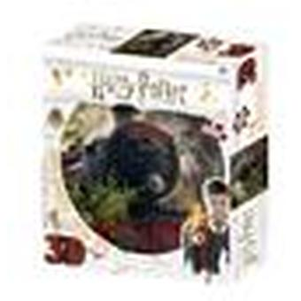 Die Hogwarts Express Harry Potter Super 3D Puzzles 500 Stück