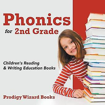 Phonics for 2Nd Grade  Childrens Reading  Writing Education Books by Prodigy Wizard Books