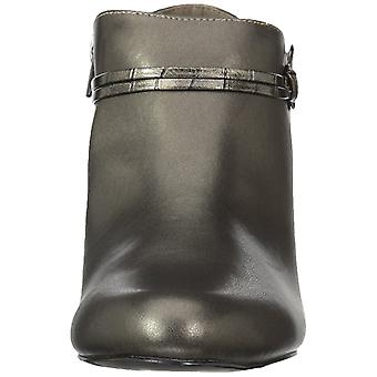 Easy Street Womens jem Leather Closed Toe Ankle Fashion Boots