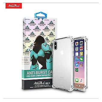 FONU Anti-Shock Verstevigde Backcover Hoesje iPhone XS Max