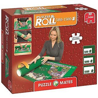 Pussel roll up mat - Puzzlemates Jigroll för 1500 bitar