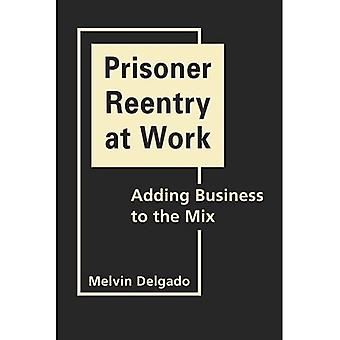 Prisoner Reentry at Work