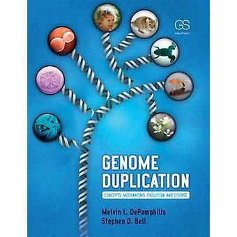 Genome Duplication de Melvin DePamphilis - Stephen D. Bell - 97804154