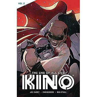 KINO Vol. 2 - The End of All Lies by Joe Casey - 9781941302835 Book