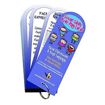 Social Skills Role Play Cards: Facial Expressions &� Body Language (Social Skills Role Play Cards)