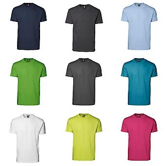 ID Mens T-Time klassieke reguliere montage Short Sleeve T-Shirt