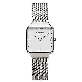 Bering Damen Uhr Armbanduhr Max René  Ultra Slim - 15832-004 Meshband