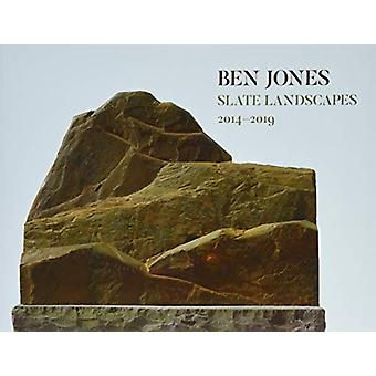 Ben Jones - Slate Landscapes by Nicholas Usherwood - 9781911408529 Book