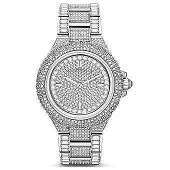 Michael Kors MK5869 Ladies Camile Glitz Watch - Plata