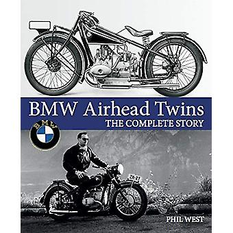 BMW Airhead Twins by Phil West - 9781785006951 Book