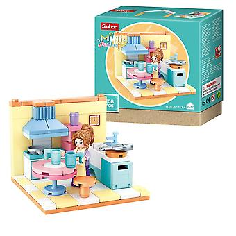 Sluban Mini Handcraft, Kit - Kitchen