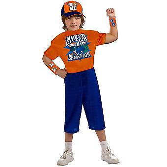 WWE John Cena barn kostym