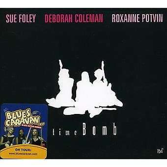 Foley/Coleman/Potvin - Time Bomb [CD] USA import