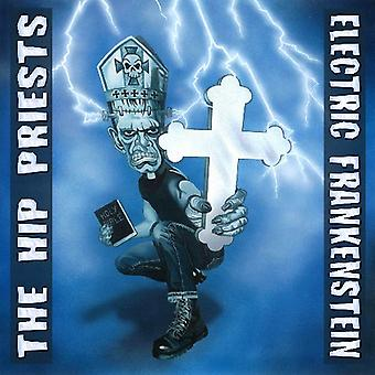 Electric Frankenstein & the Hip Priests - Electric Frankenstein vs. the Hip Priests [CD] USA import