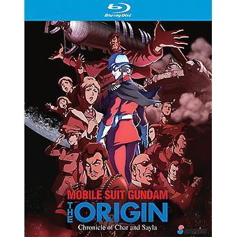 Mobile Suit Gundam the Origin [Blu-ray] USA import