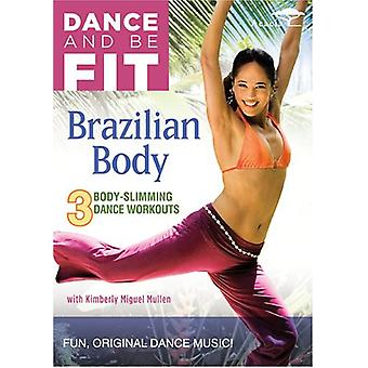 Brasilianische Körper [DVD] USA import