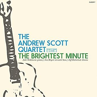 Andrew Scott - Brightest Minute [CD] USA import