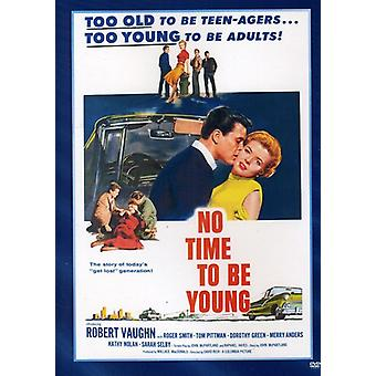No Time to Be Young [DVD] USA import