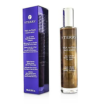 By Terry Tea To Tan Hydra-Bronze Shaker Spray Allover Water-Mist (Face & Body) 100ml/3.38oz