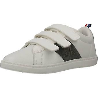 Le Coq Sportif Courtclassic Ps Strap Color Opticwht Shoes