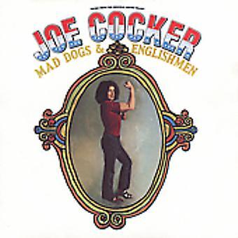 Joe Cocker - Mad Dogs & anglais [CD] USA import