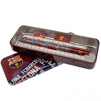 Barcelona Briefpapier Zinn Set