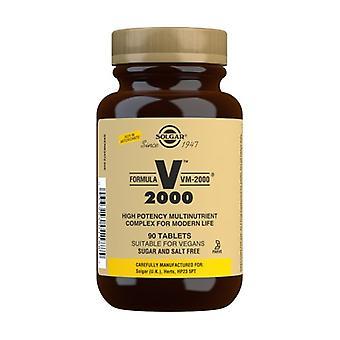 Formula Vm-2000 90 compresse