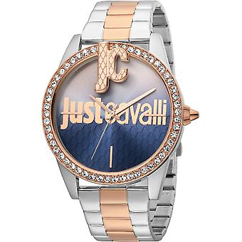 Just Cavalli XL Watch JC1L100M0125 - Stainless Steel Ladies Quartz Analogue