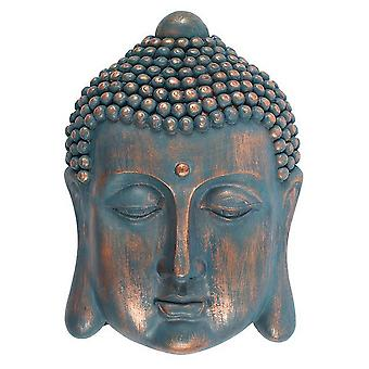 Something Different Buddha Head Plaque