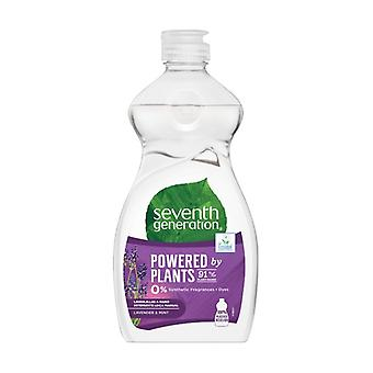 Lavander & Mint diskmaskin 500 ml