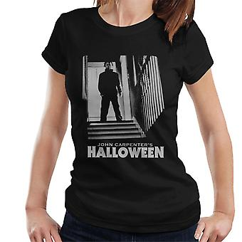 Halloween Michael Myers Searches For Laurie Strode Women's T-Shirt