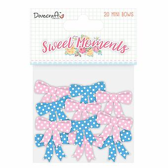 Dovecraft Sweet Moments Mini bågar (20st) (DCRBN033)