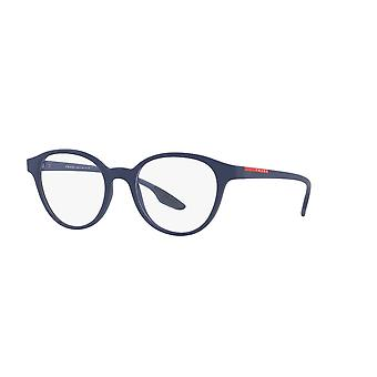 Prada Sport Active VPS01M TFY1O1 Blue Rubber Glasses