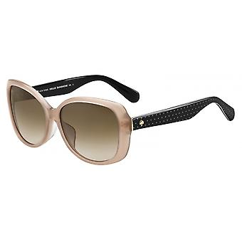 Sonnenbrille Damen  Amberlyn  gradient rosa/braun