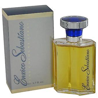 Enrico sebastiano eau de cologne spray by enrico sebastiano 50 ml