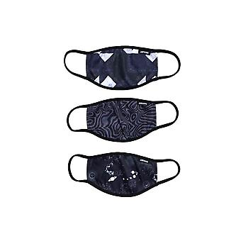 Hype Face Mask 3 Pk (gravity)