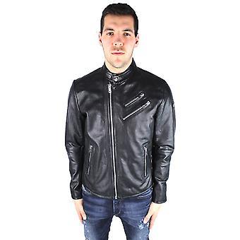 Diesel L-Oyton 900 Leather Jacket