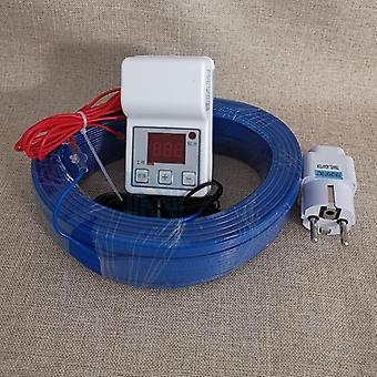 Heating Wire+temperature Controller Set - Greenhouse Warm Underfloor Heating