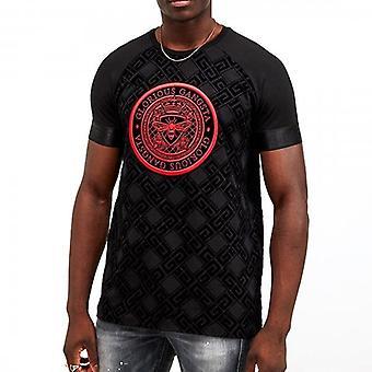 Glorious Gangsta Cabello Black Stretch T-shirt
