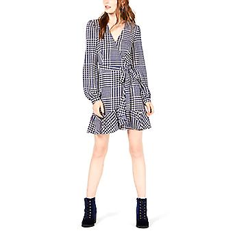 Leyden | Ruffled Wrap Dress