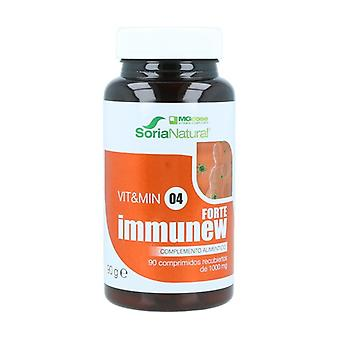 C-04 Immunew Forte 90 tablets of 1000mg