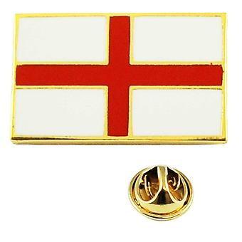 Ties Planet England Flag St. George-apos;s Cross Revers Pin Badge