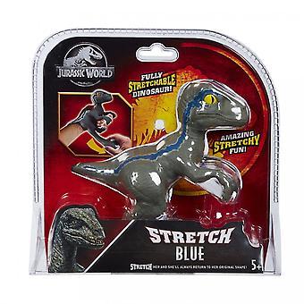 Jurassic World Mini Stretch Jurassic Raptor Figure