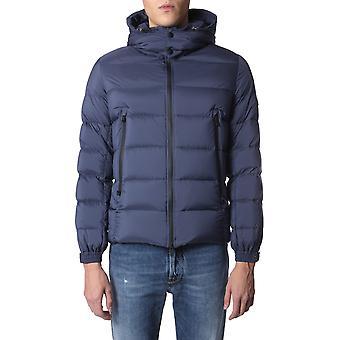 Tatras Mta20a456879 Men's Blue Nylon Down Jacket