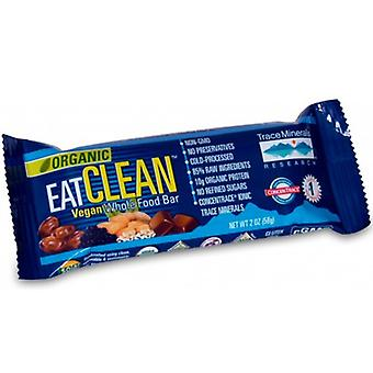 Trace Minerals EatCLEAN Vegan Whole Food Bar, 1 Bar